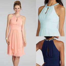 Salmon Short Prom Dresses