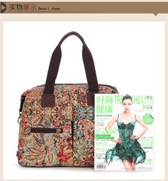 Wholesale Yunnan Nationalities mini bag cotton colorized Hight quality s Small size large capacity