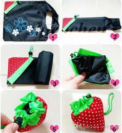 Discount Reusable Strawberry Grocery Bags | 2017 Reusable ...