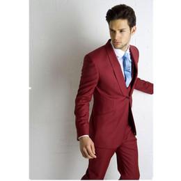 Mens Red Coat - Coat Nj