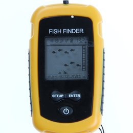 discount wireless transducer | 2017 wireless depth finder, Fish Finder