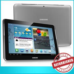 3x Samsung Galaxy Tab 2 10,1 Zoll Bildschirm Dual-Core-RAM 1GB ROM 8GB Kamera 3MP Wi-Fi Wireless-Akku 7000mAh Fit für E-Reader Modell P5110