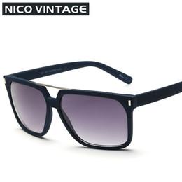 shades for men ahfk  Wholesale-Vintage Pilot Sun Glasses For Men Brand Colorful Cool Gafas de  sol hombre Summer UV400 Mens lunette de soleil Matte Shades