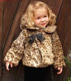 Discount Leopard Print Girls Jacket | 2017 Girls Faux Leopard