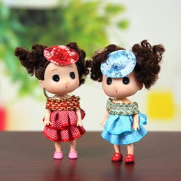 Wholesale fashion baby doll Qimonda cap confused baby doll multi style Evade glue cap dolls whole sale hot new can customized logo