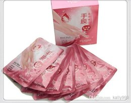 Wholesale 2015 Shea Butter Smoothing hand feet mask Whitening Moisturizing Gloves And Socks Hands Feet Skin Care Hand Mask pairs pieces