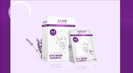 Wholesale PILATEN lavender Crystal Collagen Eye hot sale Mask Anti puffiness anti anging Skin Care remove pouch and black eye mask pairs