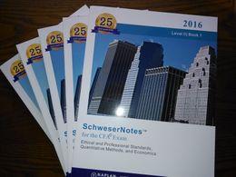 Wholesale CFA Level II Study Notes I send mock