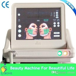 Wholesale High intensity focused ultrasound high tech face care equipment hifu high intensity focused ultrasound face lifting home beauty equipment