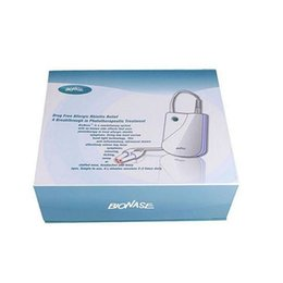 Wholesale BioNase Nose Rhinitis Sinusitis Cure Therapy Massage Hay fever Low Frequency Pulse And Laser Health Care Machine instrument