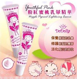 Wholesale Original taiwan DoDoRa cream Pink Nipple Pigment Lightening Essence