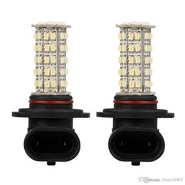 9140 Fog Light Bulb: 2pcs Car H10 9140 9145 Fog Lamp headlight Bulb White 68 SMD LED Light 12V  400LM,Lighting