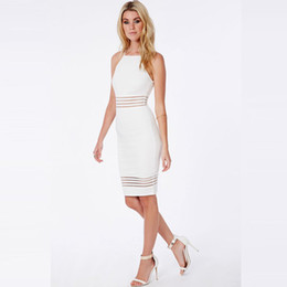 See White Pencil Dress Online | See White Pencil Dress for Sale