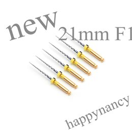 Wholesale BEST HQ NEW TOP GRADE Endo Niti Files mm F1 Dental Dentsply Rotary Universal Protaper Root Canal Endo Niti Files