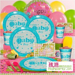 Wholesale Child faction HighParty Birthday Party Supplies birthday supplies gifts one hundred days and senior male baby dress