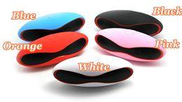Joueur Olive voiture haut-parleur portable Connexion Bluetooth Wireless Speaker Mini Audio MP3 Subwoofer Mini haut-parleurs mains libres FM TF carte