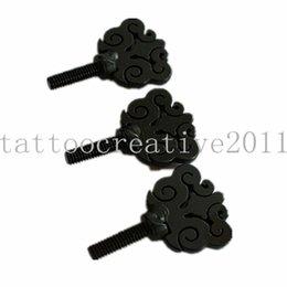 Wholesale iron tattoo machine gun lock for tattoo parts accesories supply