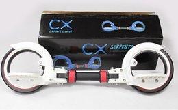 Ciclo del patín de la manera X8 CX 2-Ruedas Tablero del patín, patinaje del rodillo Patín del ciclo Patín Monopatín del truco mejor