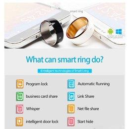Meilleur cadeau pour Smart R I N G Téléphone intelligent de contrôle du téléphone Réseautage Communications Bitcoin mineurs Asic Bitcoin Miners La haute technologie Smart