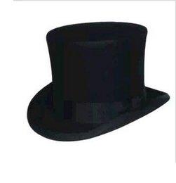 sombrero de los hombres de la boda / el sombrero del presidente Negro / sombrero del novio