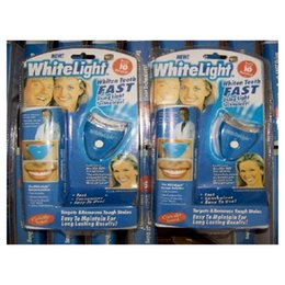 Wholesale Light offers all the advantages of a laser teeth whitening procedure while being quick and easy to use DHL