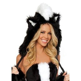Wholesale Sexy Panda Design Tight Suit Halloween Party Performance Cosplay Anime Costume DS Clothing BLS3130