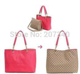 Discount Selling Used Handbags Wholesale-Womenu0027s handbag hot selling  fashion 2015 ladyu0027s tote bag,