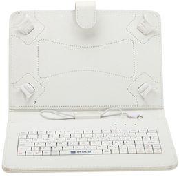 iRULU 9 pouces cuir Stand Clavier Coque Pour 9 pouces 8,9 pouces PC phablet US Tablet Stock
