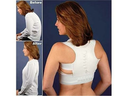 Wholesale Brand New Magnetic Posture Support Corrector Body Back Pain Belt Brace Shoulder