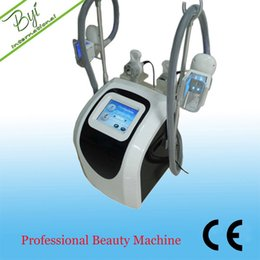 Wholesale double cryo handle work at same time cryolipolysis fat freeze slimming machine