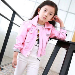 Discount Pink Leather Jacket Child Kids | 2017 Pink Leather Jacket