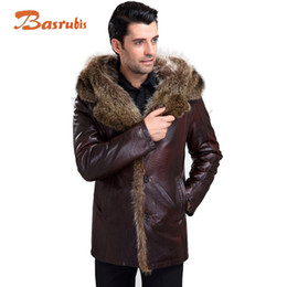 Mens Leather Jacket Real Fur Online | Mens Leather Jacket Real Fur