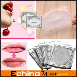 Wholesale Moisture Lip Mask Patch Deep Water Anti Wrinkle Collagen Crystal Lip Care