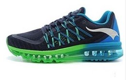 2016 Shoes Run Air Max 2016 air new authentic unisex damping max running shoes 1:1 AAA top high quality women men outdoor sports shoes hot sale sneakers Shoes Run Air Max sales