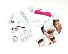 Wholesale NEW PMD Personal Microderm Pro Pink w Extra Blue Sensitive Skin Exfoliating Discs
