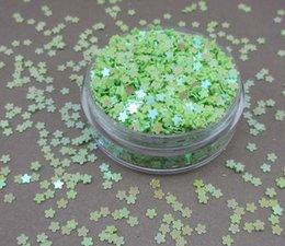 Wholesale 10g mm Partido de la boda del confeti Flor Flake de lentejuelas