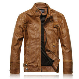 Vintage Brown Leather Jacket Online | Vintage Brown Leather Bomber ...