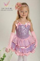 Wholesale professional tutus Korean children dance costume tutu skirt girls clothes and children s dance costumes winter long sleeve