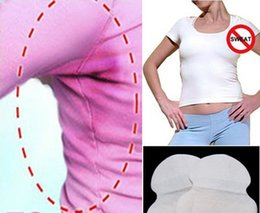 Wholesale 120 Pieces New Underarm Sweat Guard Deodorants Absorbing Pad Armpit Sheet Liner Dress Clothing Shield Hot Sell