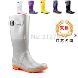 Discount Yellow Rubber Rain Boots | 2017 Ladies Yellow Rubber Rain ...