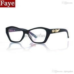 2015 new women classic flower eye glasses fashion womens retro clear glasses brand designer for optical eyeglasses frame