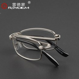 Wholesale Redmond brand upscale fashion resin folding lightweight men and women anti fatigue glass optical glasses old reading glasses
