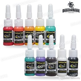 Wholesale Tattoo ink sets supply color kits mL Hao Tattoo with high quality SL123