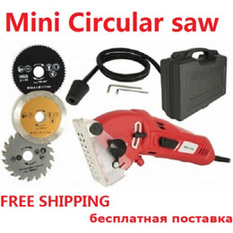 Free shipping Multifunction power tool. Mini circular saw, Versatile cutting SAW For wood,metal,granite,marble,tile,brick!