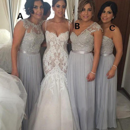 Bridesmaid Dresses Different Style Online  Bridesmaid Same Color ...