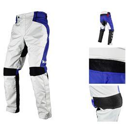 Wholesale DUHAN Men s Oxford cloth fabric Motocross Pants Motocicleta Motos Racing Windproof Trousers Knee Protective Pantalon WT