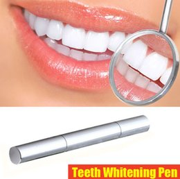 Wholesale TEETH TOOTH WHITENING GEL PEN WHITENER CLEANING BLEACHING KIT DENTAL WHITE Good Quality Brand New