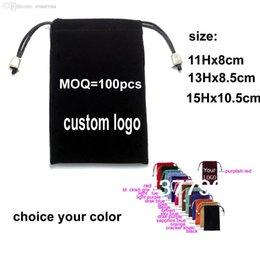 Discount Custom Printed Drawstring Bags | 2017 Custom Printed ...