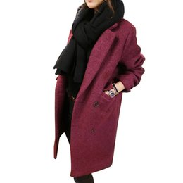 Wholesale New Autumn Winter Hot Sale Solid Slim Casual Temperament Ladies Trench Long Trench Coat For Women Gabardina Mujer CT64