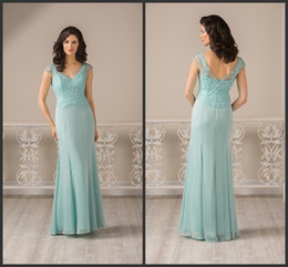 Elegant Chiffon Mermaid Mother Of The Bride Dresses For Wedding Long Floor Length Formal Groom Gowns With Dress